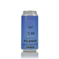 Tufts Of Twine In Upper Moutere Pilsner 4.6% ABV by Cloudwater Brew Co