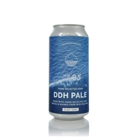 A Wave In The Marlborough Sounds DDH Pale Ale 5% BBD 27/02/2021 by Cloudwater Brew Co