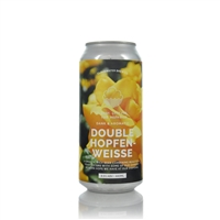 Dank Goth For The Weekend Double Hopfenweisse 8.5%  by Cloudwater Brew Co