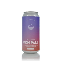 Cloudwater Brew Co DDH Pale Ale 5% ABV