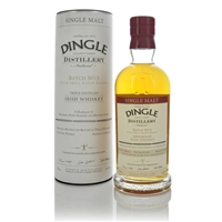 Dingle Single Malt Irish Whiskey Batch 5