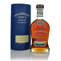 Appleton Estate  21 Year Old Rare Limited Edition 700ml
