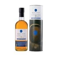 Blue Spot Single Pot Still Whiskey Aged 7 years Cask Strength by Mitchell & Son