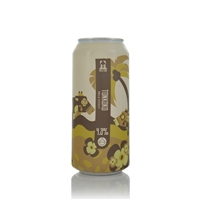 Brew York Tonkoko Milk Stout 4.3% ABV
