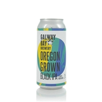 Galway Bay Brewery Oregon Grown Vol. 3 Black IPA 7% ABV
