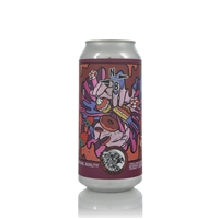 Amundsen Brewery X North Brew Co Virtual Reality: 03 Triple Fruited Smoothie. Mango, Guava, Passionfruit, Coconut and Marshmallows Sour 8.0% ABV *PRE ORDER*