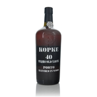 Kopke 40 Year Old Tawny Port 750ml