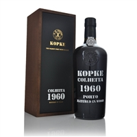 Kopke Colheita Tawny Port 1960 750ml