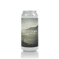 Mourne Mountains Brewery Ways Of Escape NE Pale Ale 5.1% ABV