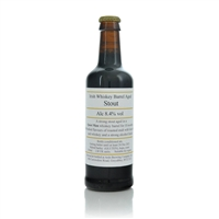 Ards Brewing Company  Irish Whiskey Barrel Aged Stout (Quiet Man Barrel) 8.4% ABV