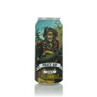 Pirate Bay Session IPA 4.5% ABV by Yellowbelly