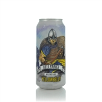 Kellerbier Unfiltered Lager 4.3% ABV by Yellowbelly