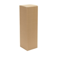 Gift Box One Bottle Gift Carton - Kraft