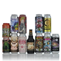 Hand Picked 12 Pack American Craft Beer Taster Case