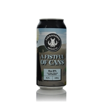 Farmageddon Fistful of Cans Rye IPA 6.2% ABV
