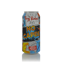 Tiny Rebel Brewing No Capes Apricot & Vanilla Lassi IPA 8.0% ABV