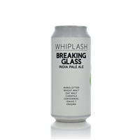 Whiplash Breaking Glass IPA 7.0% ABV