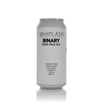 Whiplash Binary IPA 6.8% ABV