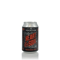 Vocation Brewery  Heart & Soul Session IPA 4.4% ABV