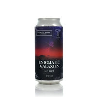 Burnt Mill Brewery  Enigmatic Galaxies New England DIPA 8% ABV