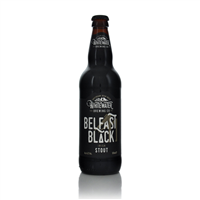 Whitewater Brewery Belfast Black Irish Stout 4.2% ABV