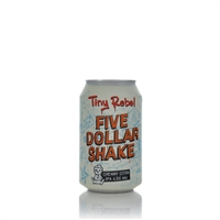 Tiny Rebel Brewing Five Dollar Shake Creamy Citra IPA 4.5% ABV