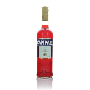 Campari Bitter 700ml  - Click to view a larger image