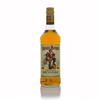 Captain Morgan Original Spiced Gold Rum 70cl  - Click to view a larger image