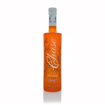 Chase Distillery  Marmalade Vodka 70cl  - Click to view a larger image