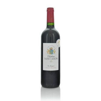 Chateau Saint Ahon Cru Bourgeois Haut Medoc 2010  - Click to view a larger image