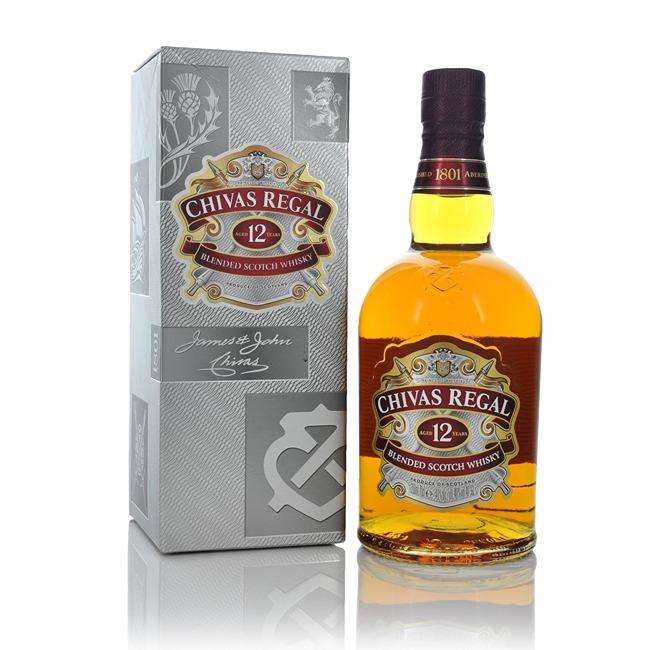 Chivas Regal Chivas Regal 12 Year Old Blended Scotch Whisky 70cl