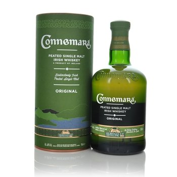 Connemara Peated Single Malt Irish Whiskey 70cl  - Click to view a larger image