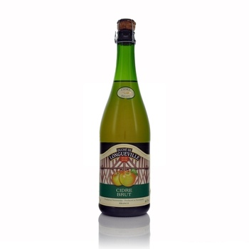 Duche de Longueville Cidre Brut 5% ABV 750ml  - Click to view a larger image