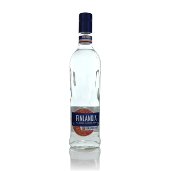 Finlandia Grapefruit Fusion Finnish Vodka 70cl  - Click to view a larger image