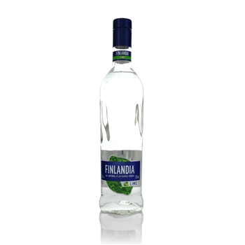 Finlandia Lime Fusion Finnish Vodka 70cl  - Click to view a larger image