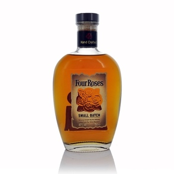 Four Roses Small Batch Bourbon 70cl  - Click to view a larger image