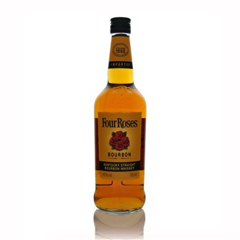 Four Roses Yellow Label Kentucky Straight Bourbon 70cl