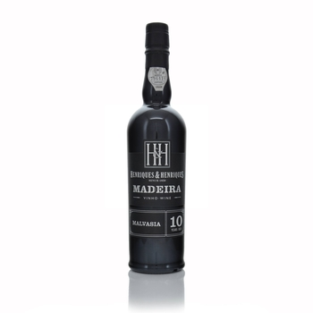 Henriques & Henriques 10 Year Old Malmsey Madeira 50cl  - Click to view a larger image