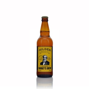 Hilden Brewing Company Barneys Brew 5% ABV 500ml  - Click to view a larger image