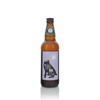 Hilden Brewing Company Headless Dog 4.2% ABV 500ml  - Click to view a larger image