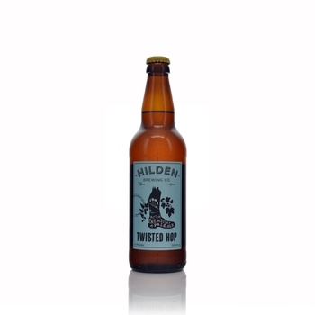Hilden Brewing Company Twisted Hop 4.7% ABV 500ml  - Click to view a larger image