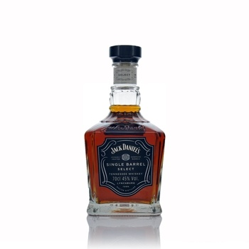 Jack Daniels Single Barrel Tennessee Whiskey 70cl  - Click to view a larger image
