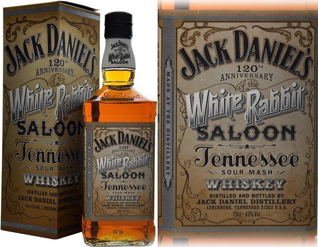 Jack Daniels White Rabbit Limited Edition 70cl