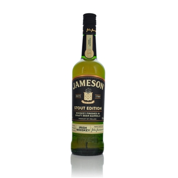 Jameson Caskmates Stout Edition Irish Whiskey  - Click to view a larger image