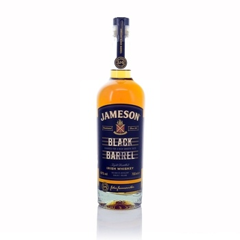 Jameson Black barrel Blended Irish Whiskey 70cl  - Click to view a larger image