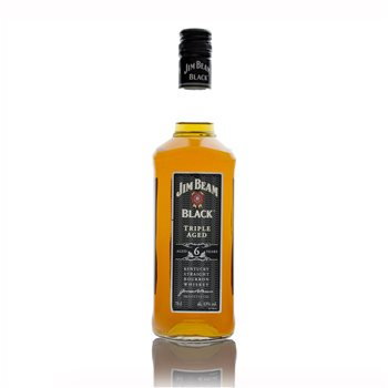 Jim Beam Black Label Kentucky Bourbon 6 Year Old 70cl