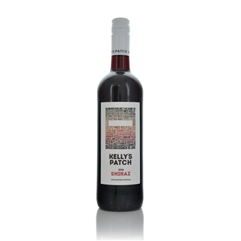 Kellys Patch Shiraz 2017  - Click to view a larger image