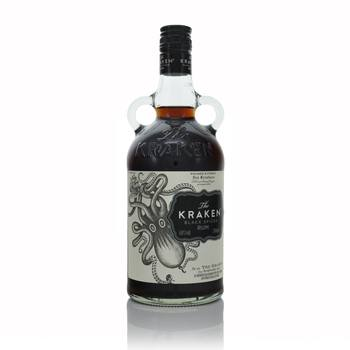 Kraken Black Spiced Rum 70cl  - Click to view a larger image