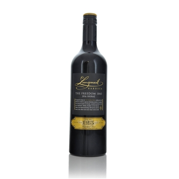 Langmeil The Freedom 1843 Shiraz Barossa Valley 2015  - Click to view a larger image