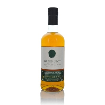 Mitchell & Son Green Spot Single Pot Still Irish Whiskey 70cl  - Click to view a larger image